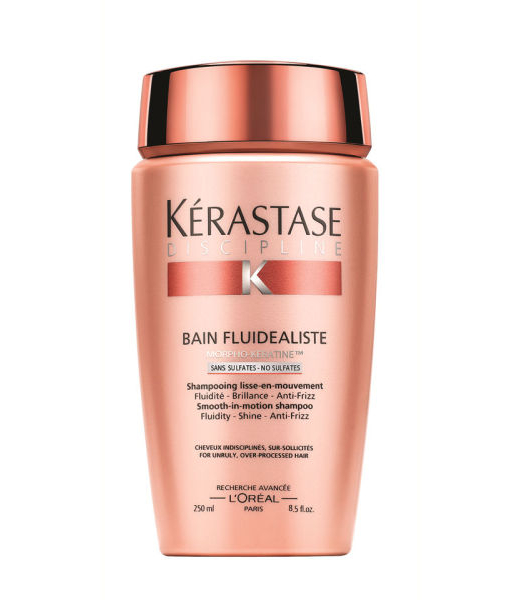 Kérastase Discipline Bain Fluidealiste No Sulfates Smooth-in-Motion Shampoo 250ml