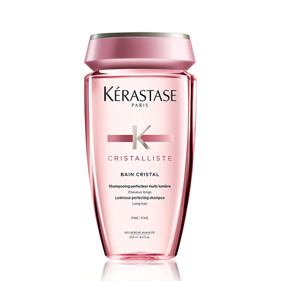 Kérastase Cristalliste Bain Cristal Cheveux Fins Luminous Perfecting Shampoo - Fine Hair 250ml