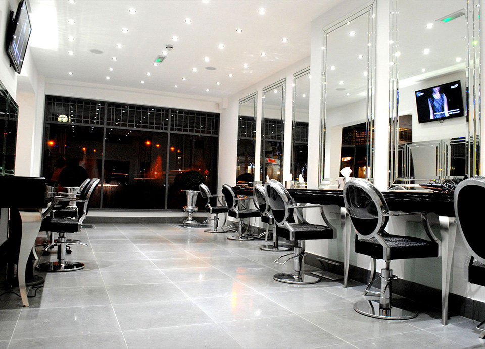 Birmingham hair salon james bushell hairdressers birmingham for Hair salon birmingham