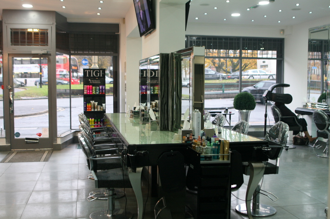 James Bushell Hair Salon